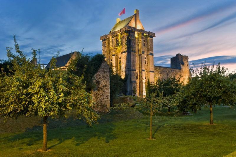 Station verte loisirs tourisme et vacances nature - Piscine saint sauveur le vicomte ...