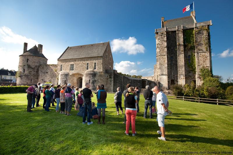 Saint sauveur le vicomte office de tourisme du cotentin - Piscine saint sauveur le vicomte ...